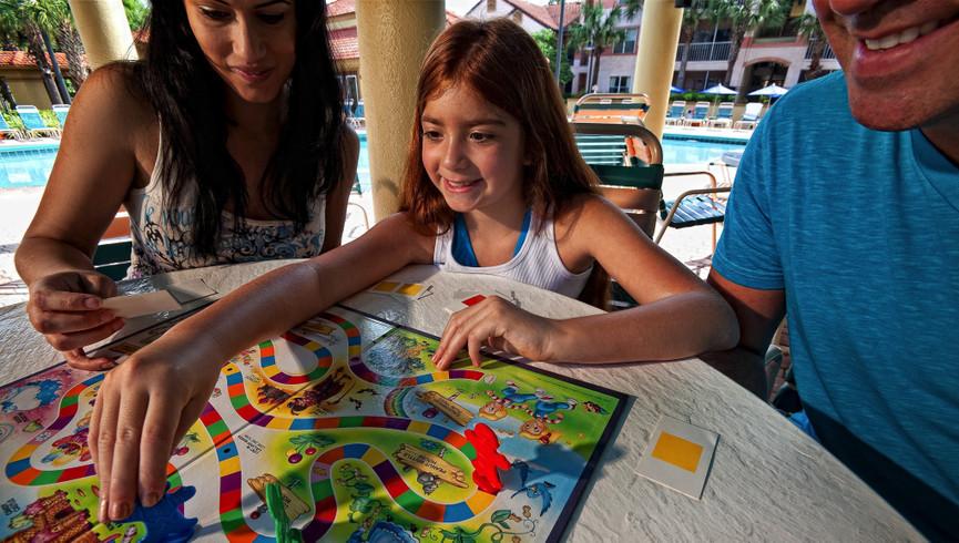 Games at our Lake Buena Vista Florida Resorts | Westgate Blue Tree Resort Lake Buena Vista | Resorts Near Sea World, Orlando, FL 32836