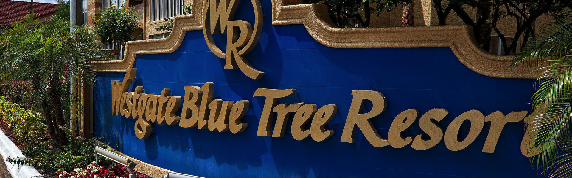 Entrance For Group Bookings & Family Reunions | Group Booking Rates at Westgate Blue Tree Resort | Meeting Space in Orlando Florida 32836