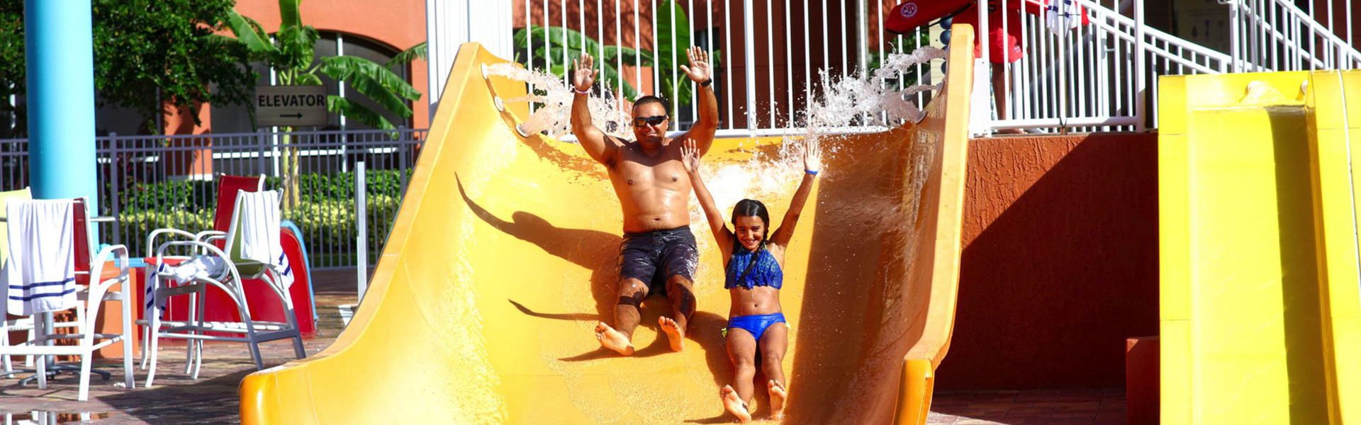 Ship Wreck Island Water Park Westgate Town Center Resort