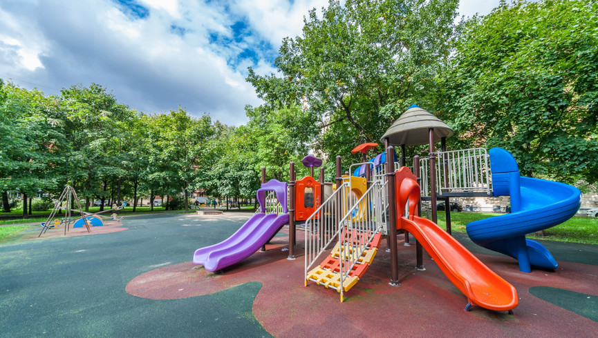 Police Officer Moira Ann Smith Playground | Westgate New York Grand Central