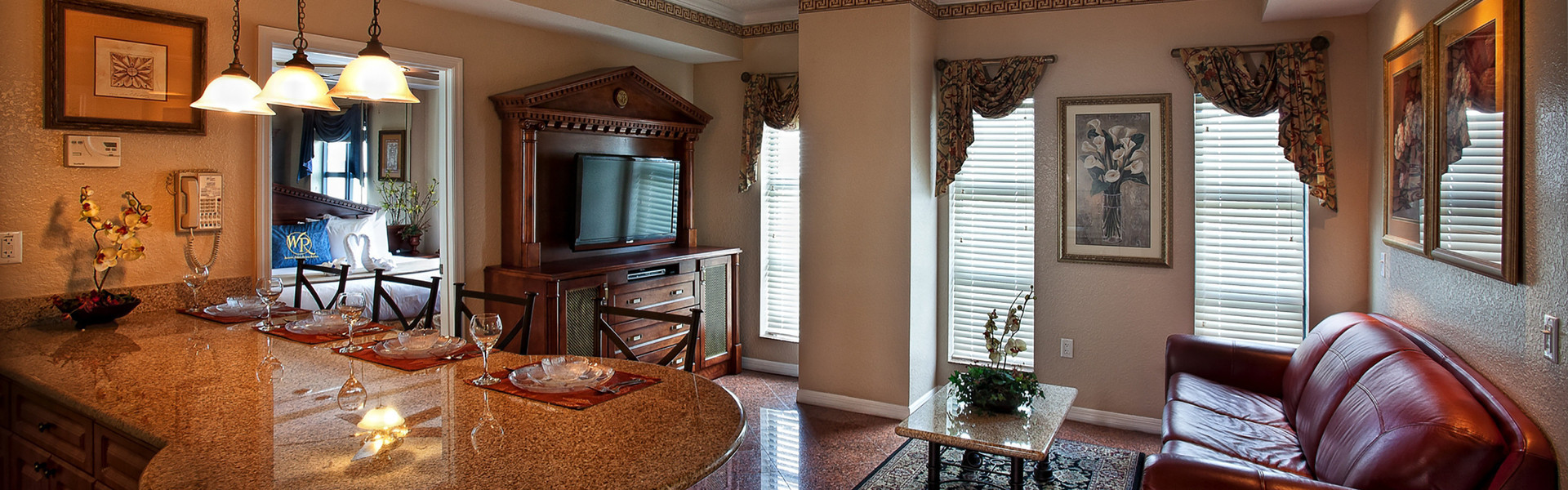 Accommodations in Orlando Florida | Resorts Near International Drive Orlando, FL | Westgate Palace Resort Near 32819