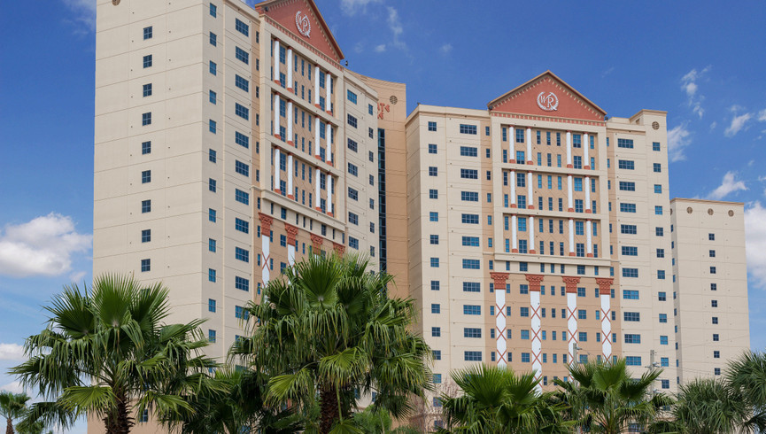 Exterior Pics of Orlando Florida Resorts | Westgate Palace Orlando | Hotels Near International Drive, Orlando, FL 32819