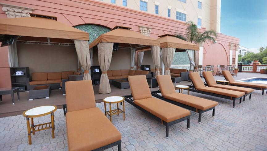 Poolside Images of Orlando Florida Hotels | Westgate Palace Orlando | Resorts Near International Drive, Orlando, FL 32819