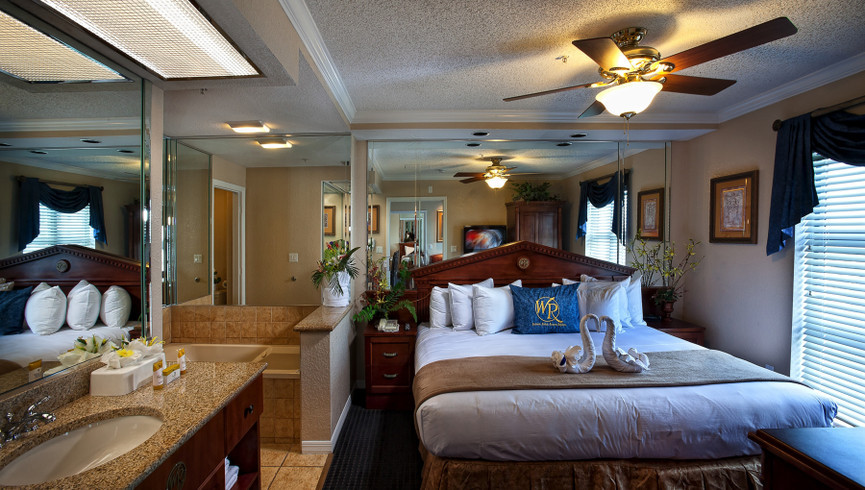 Room Pictures of Orlando Florida Resorts | Westgate Palace Orlando | Hotels Near International Drive, Orlando, FL 32819