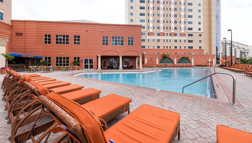 Pool Pics of Orlando Florida Resorts | Westgate Palace Orlando | Hotels Near International Drive, Orlando, FL 32819