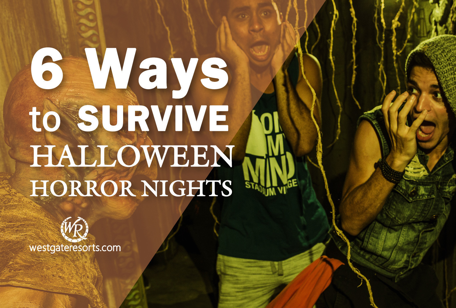 6 ways to survive halloween horror nights wait times in orlando for