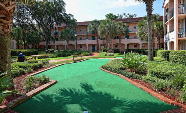 Golf at Westgate Blue Tree Resort in Lake Buena Vista Florida | Resorts Near Sea World, FL 32836 | Lake Buena Vista Hotels