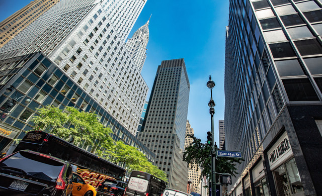 View of NYC close to Hotel Near Grand Central Terminal NYC | Westgate New York Grand Central