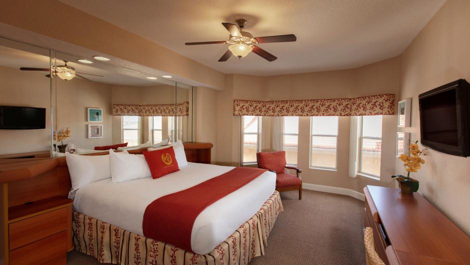 two-bedroom villa | westgate town center resort & spa in orlando | westgate resorts