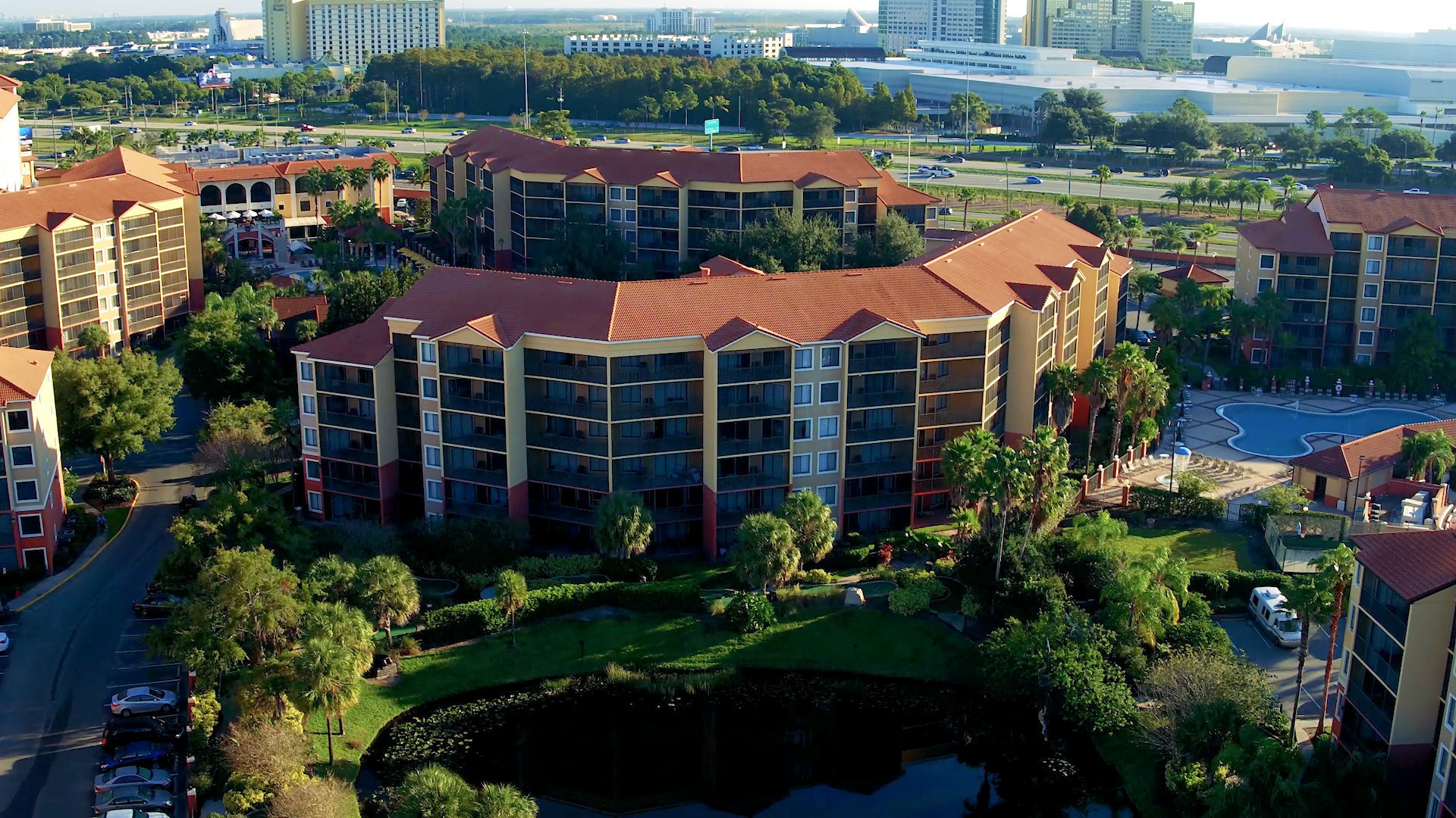 View of Our Orlando Florida Resorts | Westgate Lakes Resort & Spa