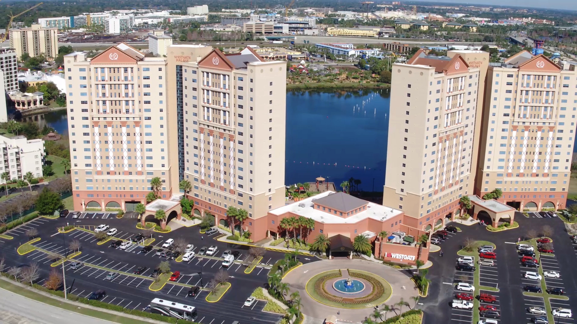 Resorts in Orlando Florida | Resorts on International Drive Orlando, FL | Westgate Palace Resort
