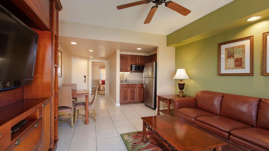 Three Bedroom Deluxe Villa Westgate Town Center Resort
