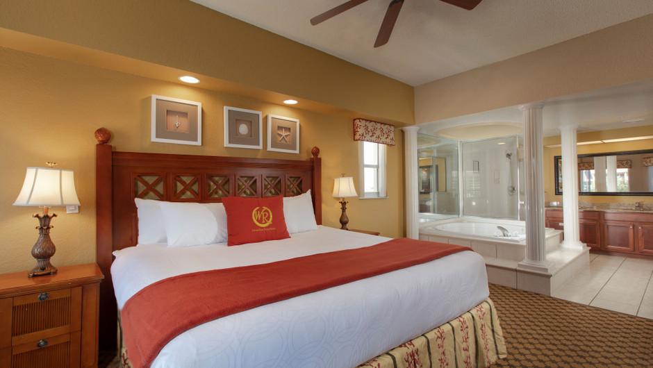 Two Bedroom Deluxe Villa Westgate Town Center Resort