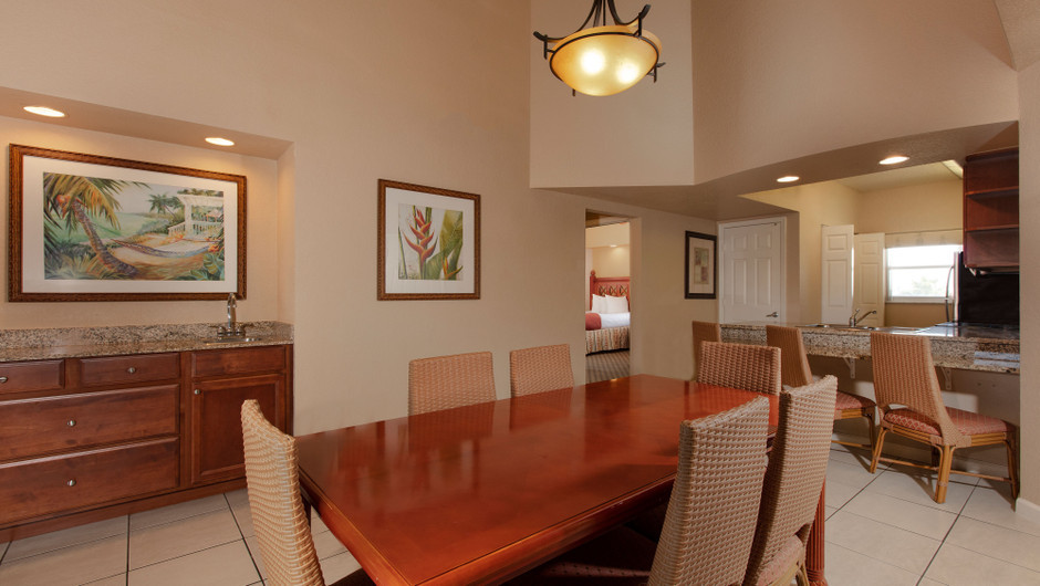 Four bedroom deluxe villa westgate town center resort - Westgate resort orlando 3 bedroom ...