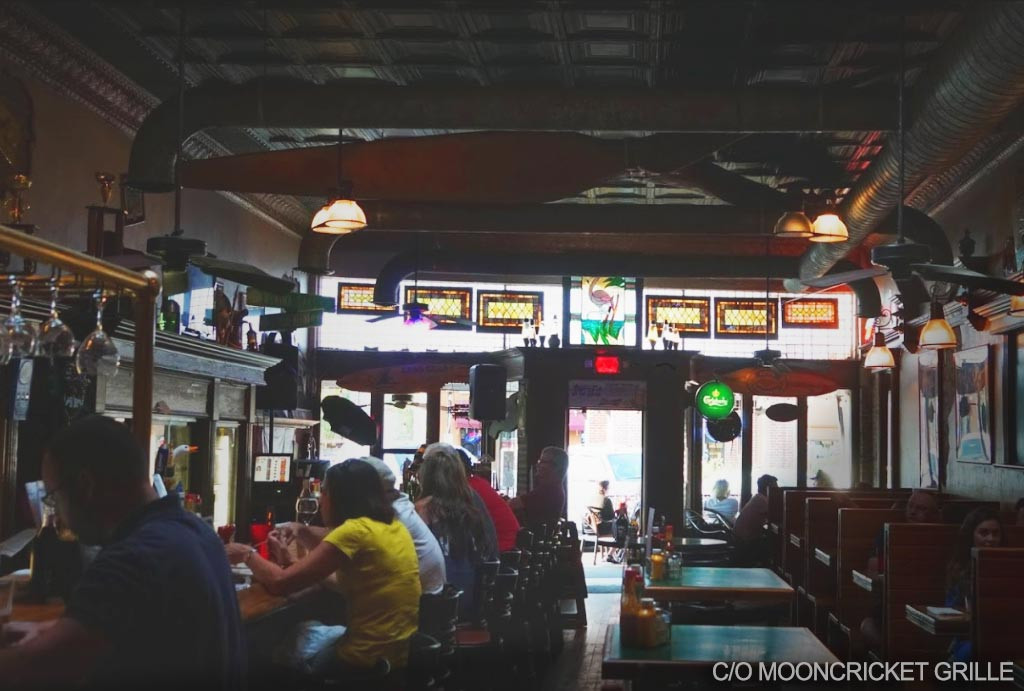 2 | MoonCricket Grille | The 12 Most Popular Hidden Haunts Near Orlando the Locals Won't Talk About! | Things to Do in Orlando, FL