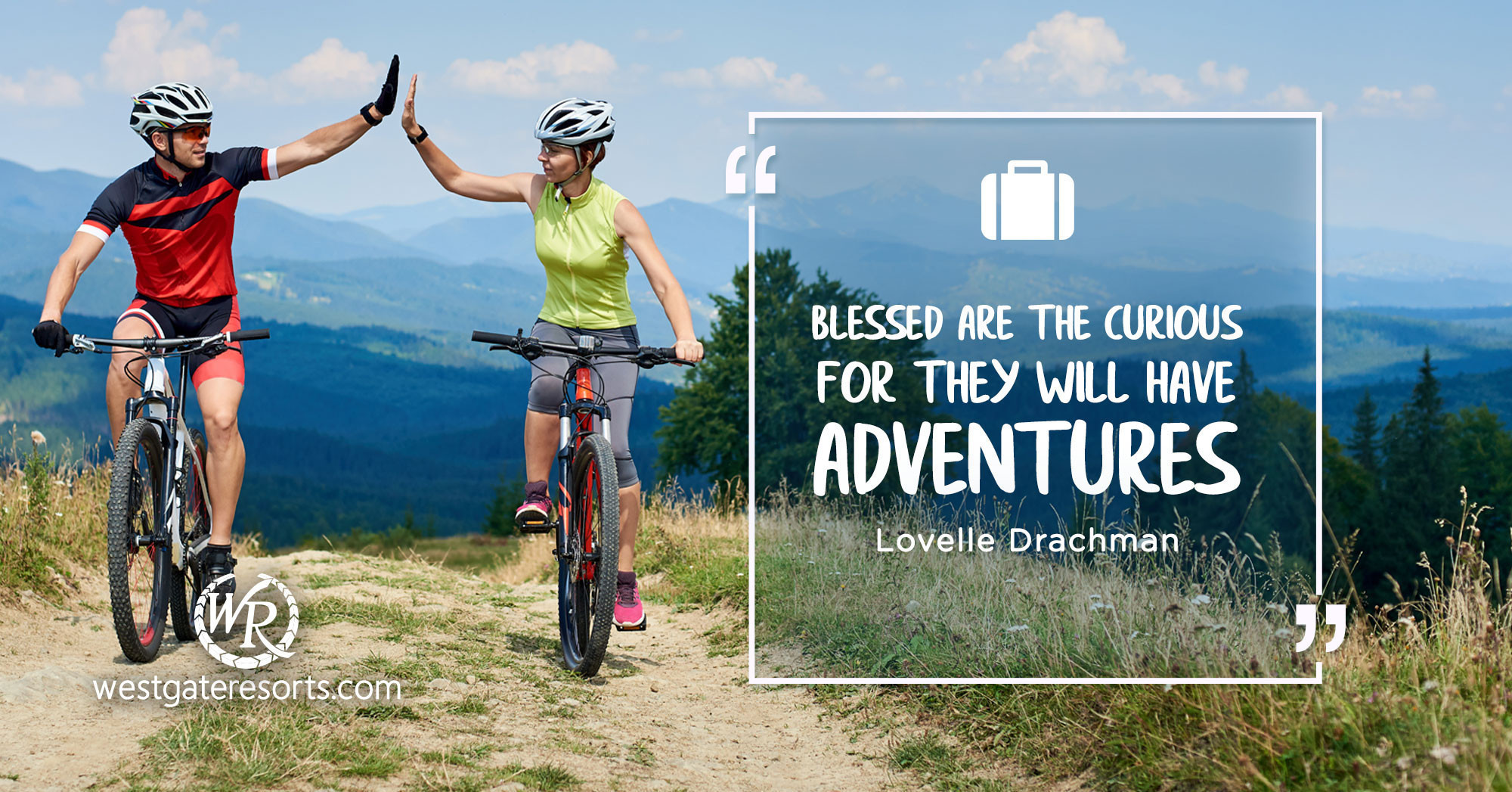 Blessed Are The Curious For They Will Have Adventures. | Travel Motivational Quotes