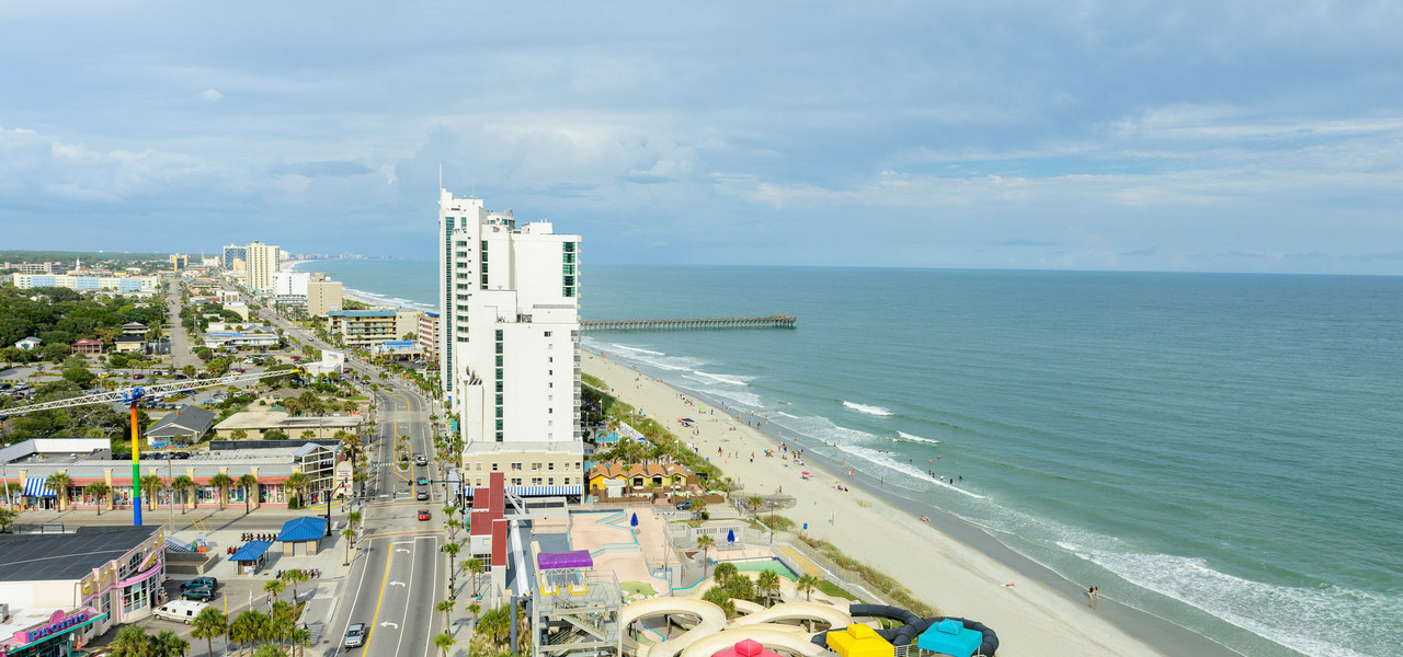 Any Time Of Year Is A Great To Experience The Fun And Excitement America S Favorite Family Beach Destination Myrtle