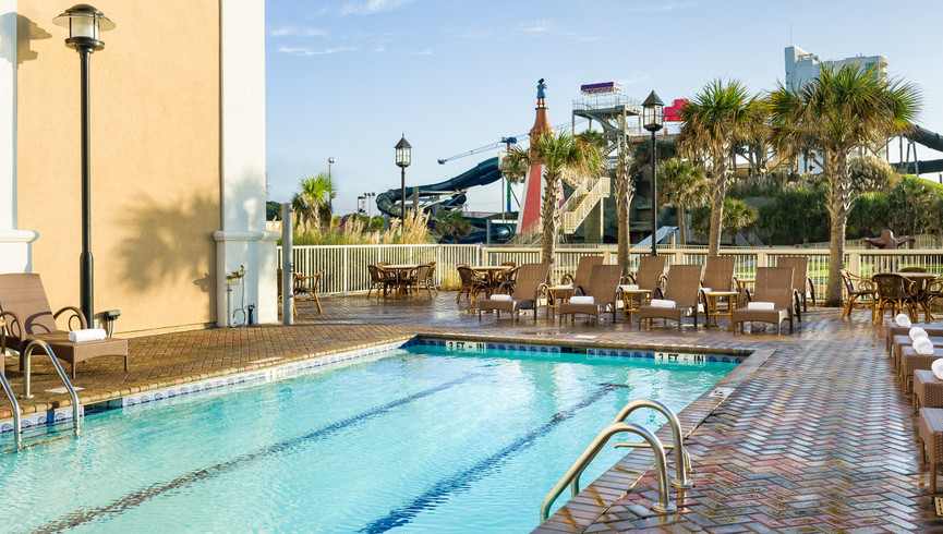 Myrtle Beach Oceanfront Hotels