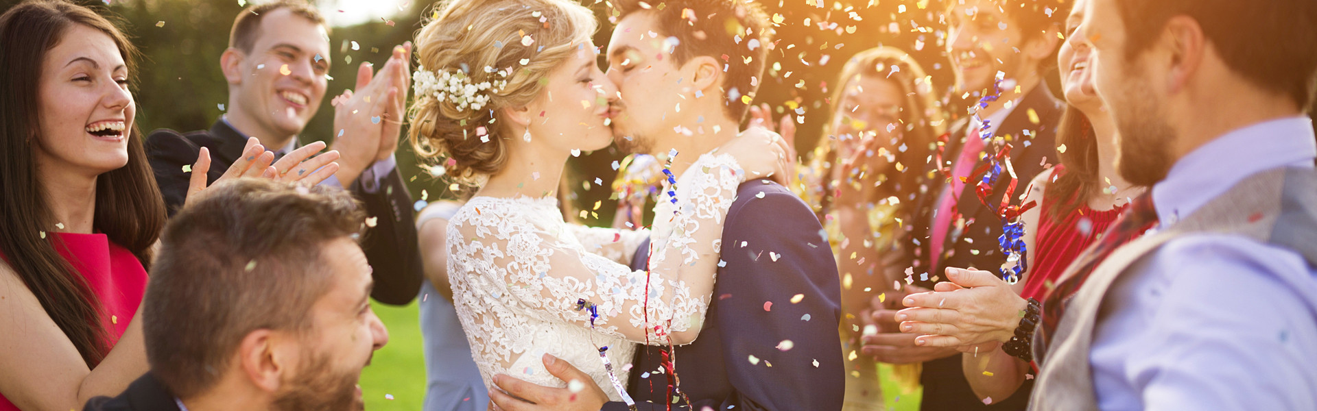 An All-Inclusive Wedding Reception Package in Orlando, FL