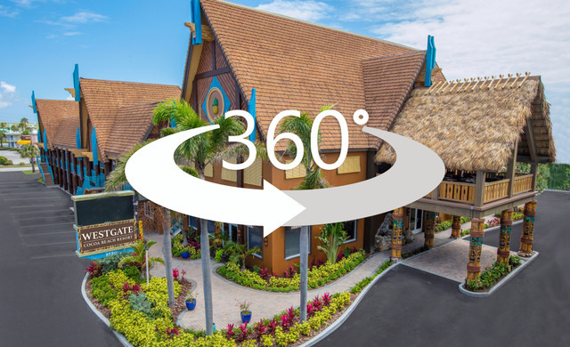 Take a Virtual Tour of a True Cocoa Beach Water Park Hotel