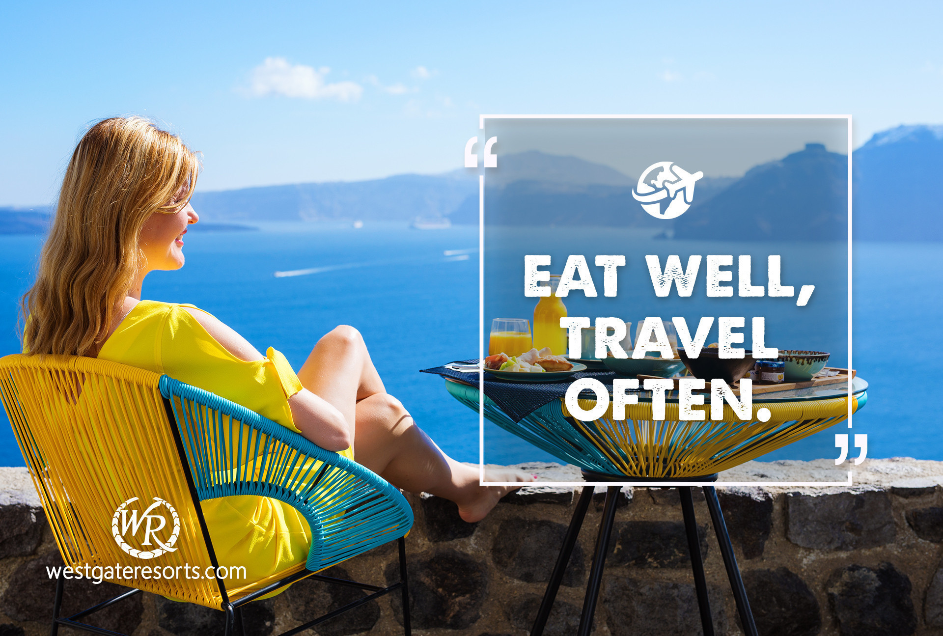 Eat Well, Travel Often.   Travel Motivational Quotes   Quotes About Travel