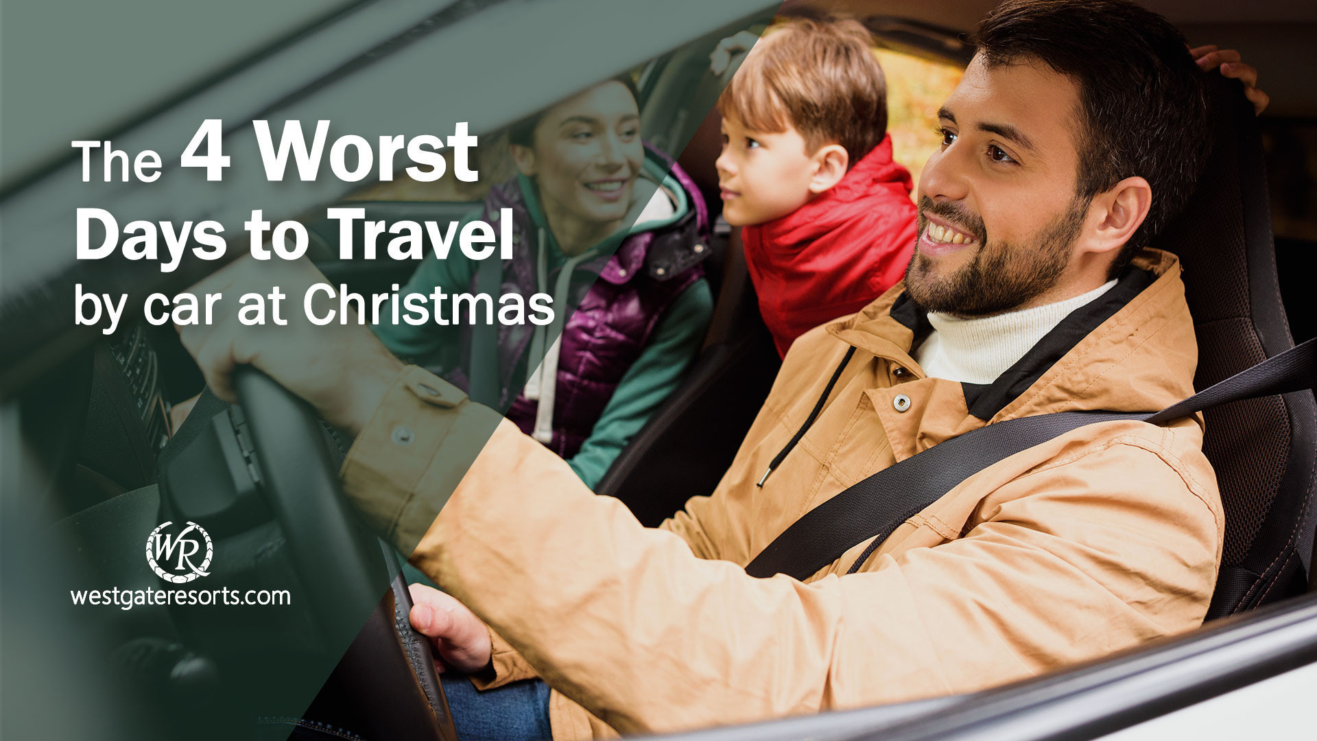 The 4 Worst Days to Travel by Car at Christmas | Holiday Travel Tips | Westgate Resorts