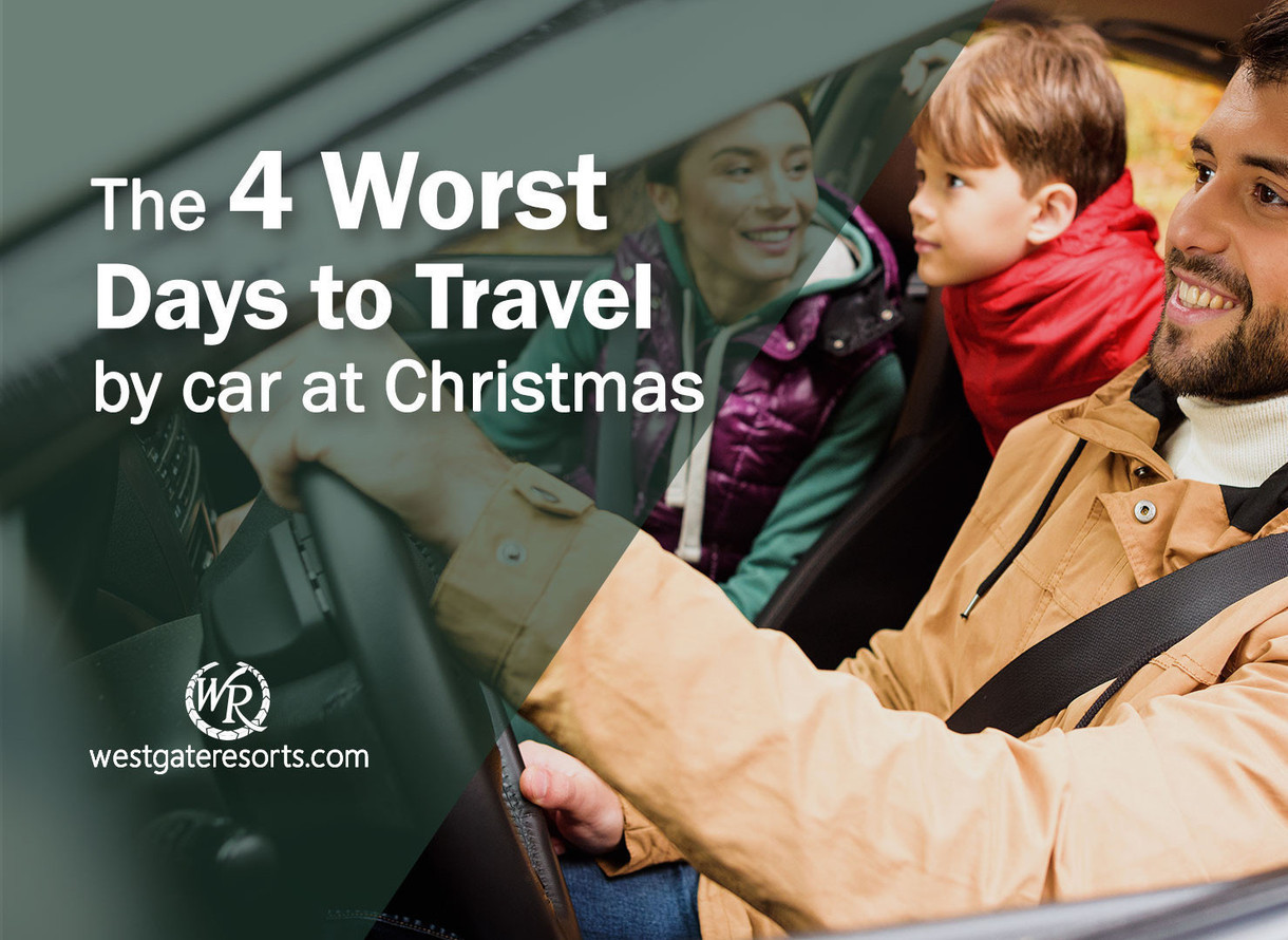 The 4 Worst Days to Travel by Car at Christmas | Holiday Travel Tips ...