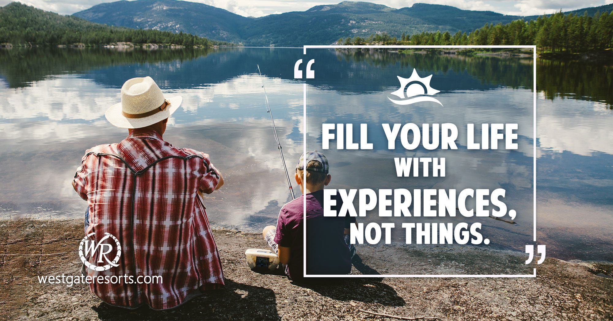Fill Your Life With Experiences, Not Things. | Travel Motivational Quotes