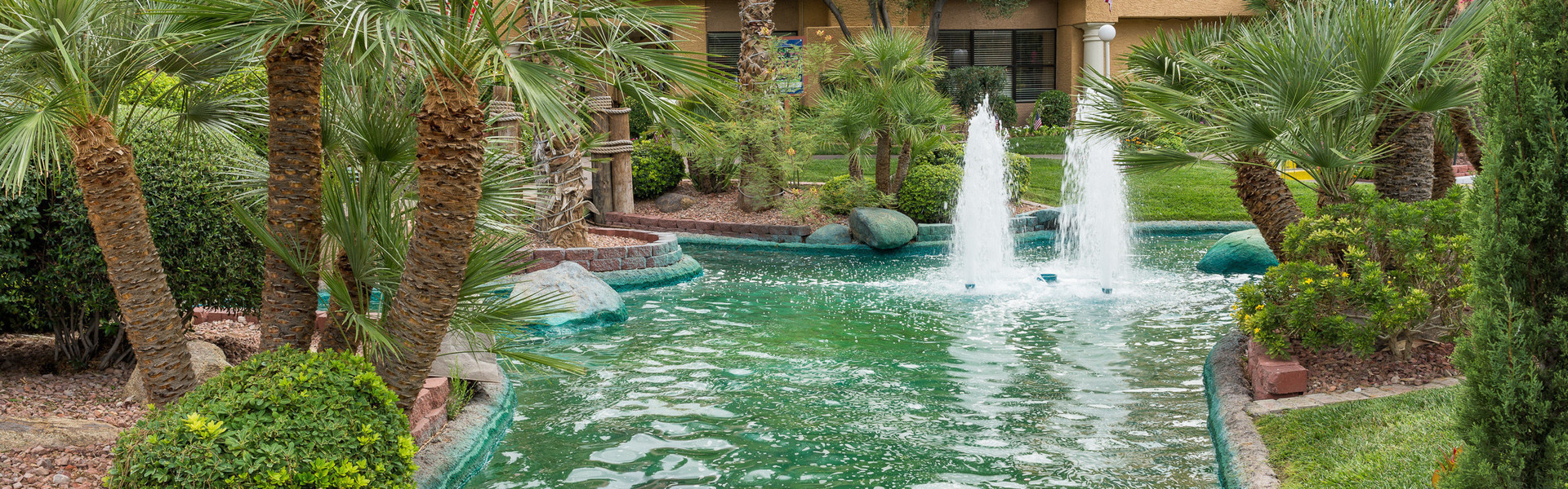 Looking for things to do in Las Vegas? In addition to it proximity to Las Vegas attractions, Westgate Flamingo Bay features a variety of onsite recreational amenities.