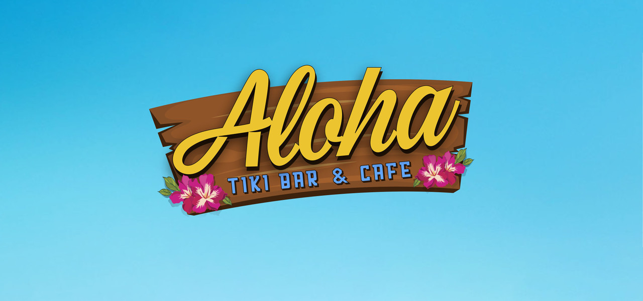 Aloha Tiki Bar & Cafe is your spot to relax and unwind when you're visiting Cocoa Beach Florida