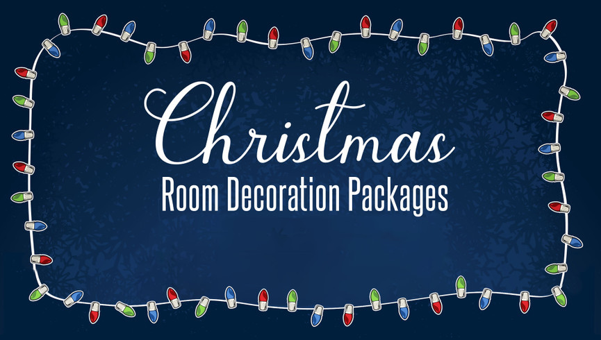 Celebrate your Christmas Vacation Getaway with Westgate by allowing our trained team to deck the halls of your vacation room, suite, or villa!