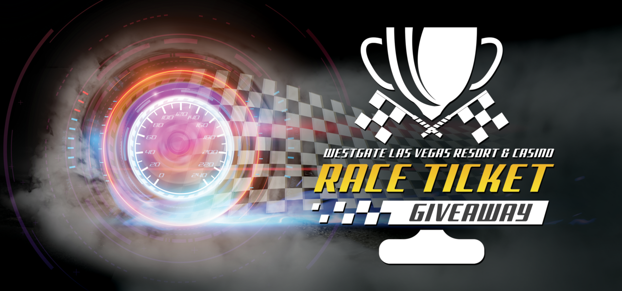 Earn entries January 1 through February 16 for a NASCAR Weekend Race Tickets Giveaway vacation!