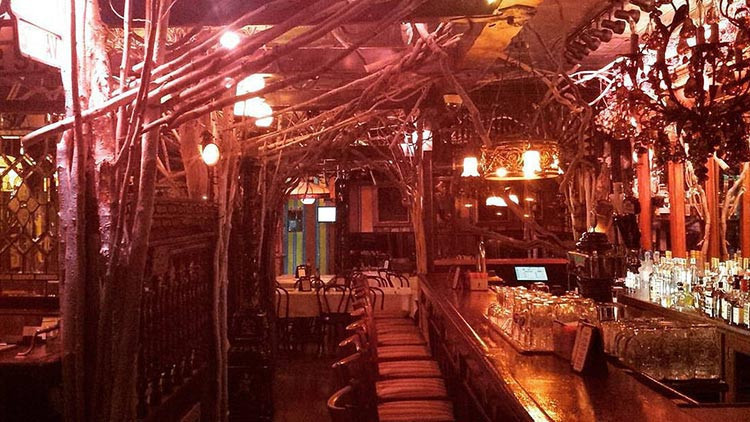 Rolf's German Restaurant at Christmas | 10 Best Christmas Decorated Restaurants in Manhattan | Events Near Westgate New York City