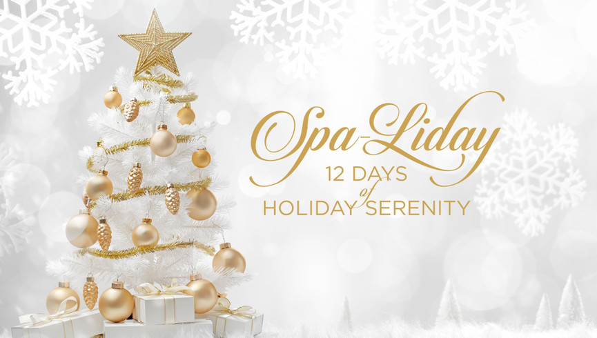 12 Days of Christmas Holiday Specials at Serenity Day Spa at Westgate Las Vegas Resort & Casino