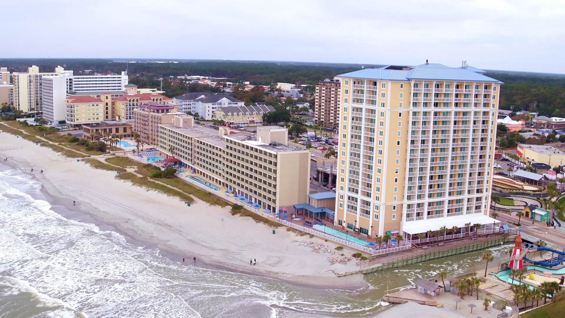Westgate Myrtle Beach Oceanfront Resort Resorts In Sc