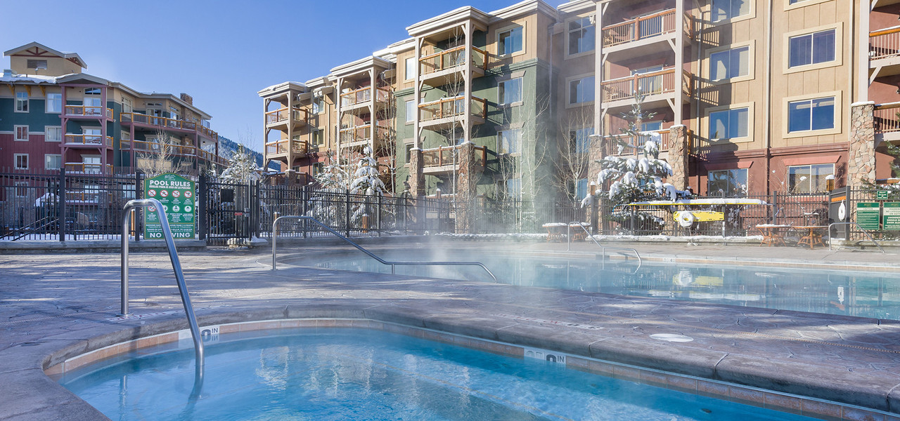 Whatever the season, you've got a reason to bring your bathing suit to Westgate Park City Resort & Spa with 2 indoor pools, 2 spa tubs, and a heated indoor/outdoor pool.