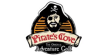 Pirate's Cove Adventure Golf.