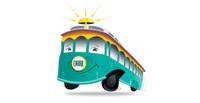 I-Ride Trolley.