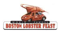 Boston Lobster Feast.