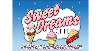 Sweet Dreams Cafe.