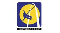 SkyCoaster at Fun Spot America.