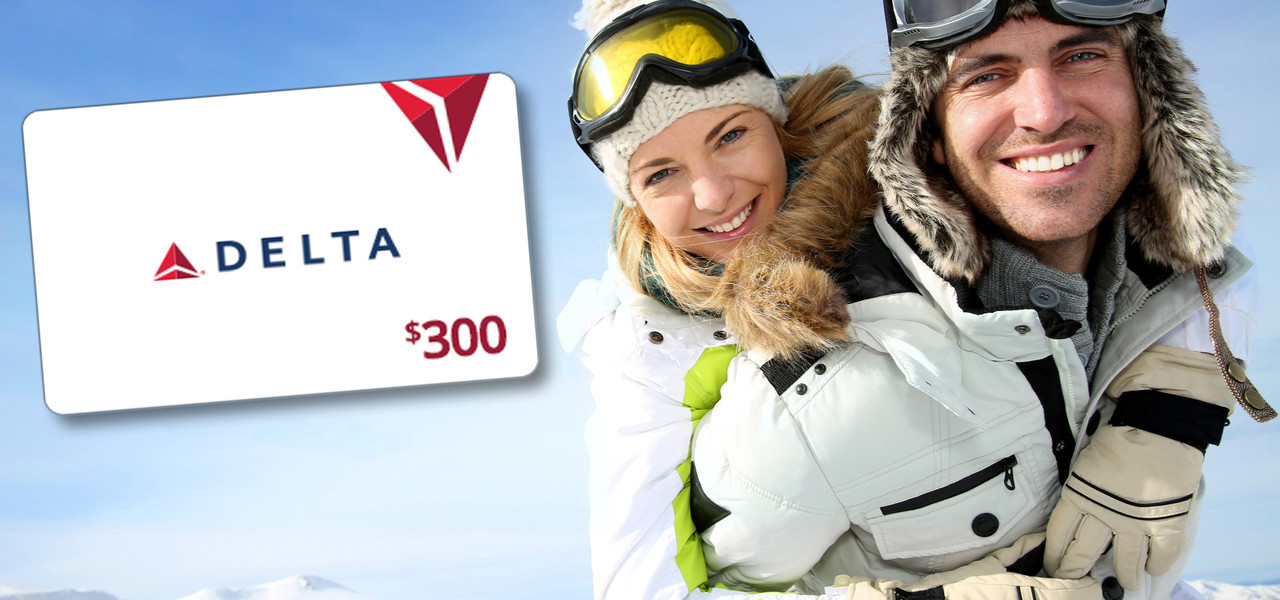 Park City Ski and Stay Deal | Delta Airlines FREE Ticket Giveaway