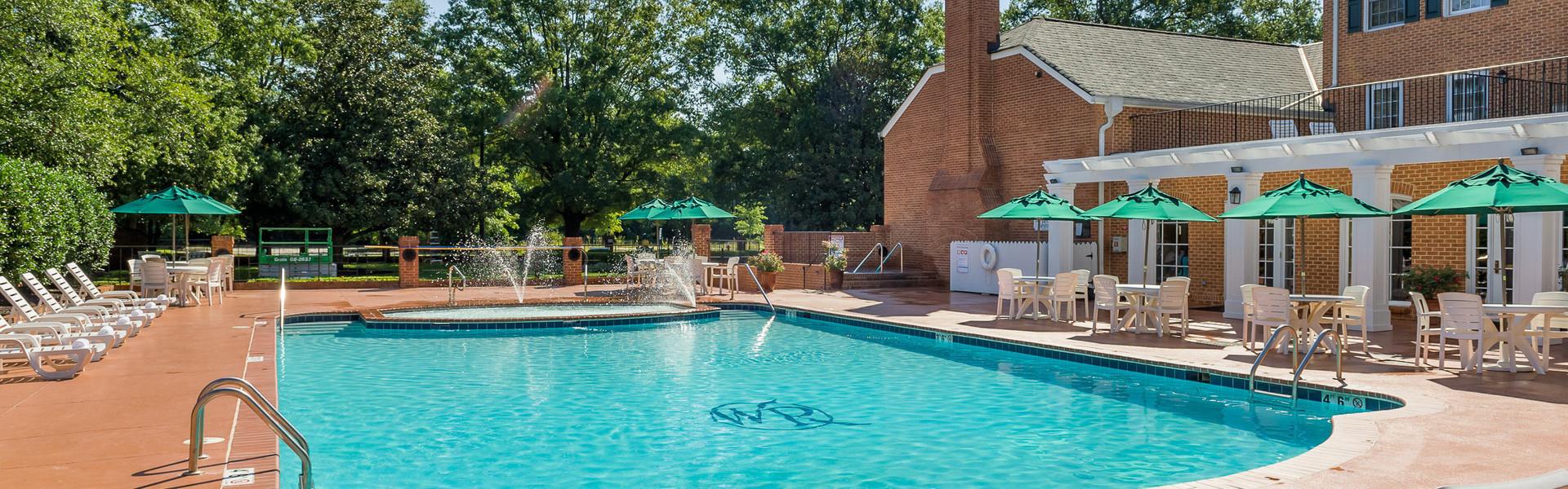 Hotels with Pools in Williamsburg Virginia | Westgate Historic Williamsburg Resort