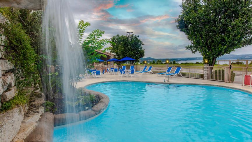 Pools at our family resorts in Missouri   Westgate Branson Lakes Resort   Westgate Resorts