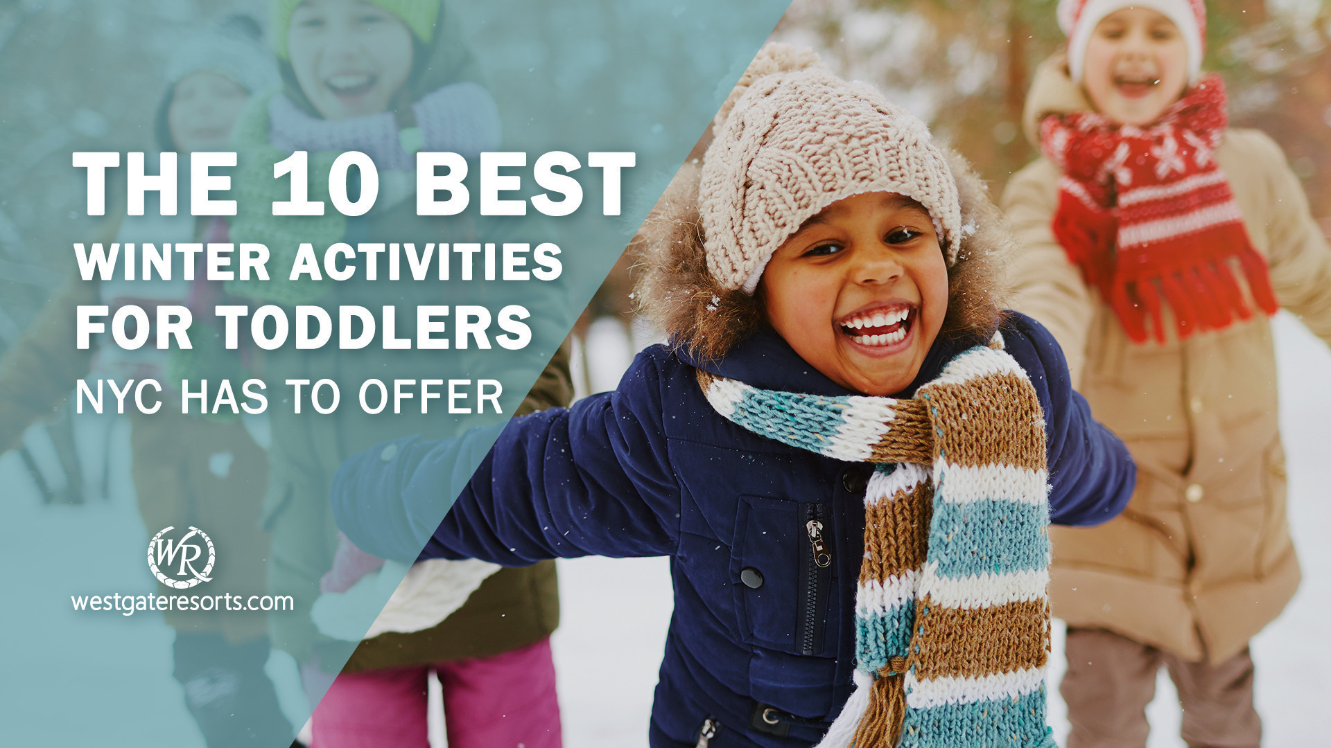 The 10 Best Winter Activities for Toddlers NYC Has to Offer | Winter Activities in New York City