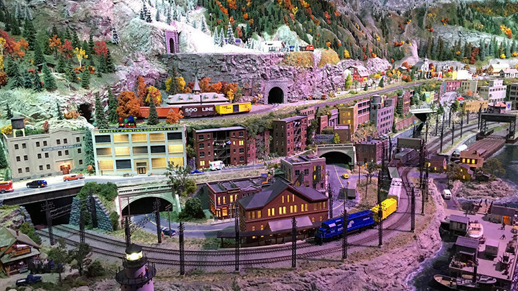 The World in Miniature at Gulliver's Gate | The 10 Best Winter Activities for Toddlers NYC Has to Offer | Winter Activities in New York City
