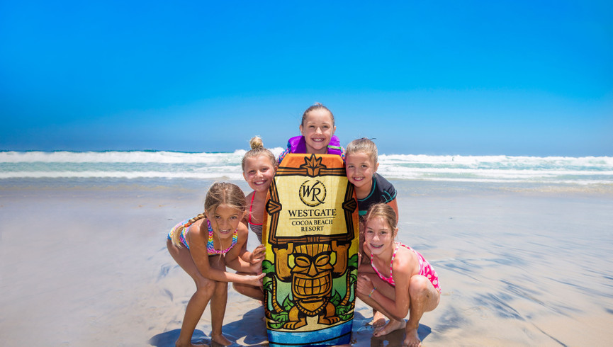 Cocoa Beach Family Activities at Westgate Cocoa Beach Resort