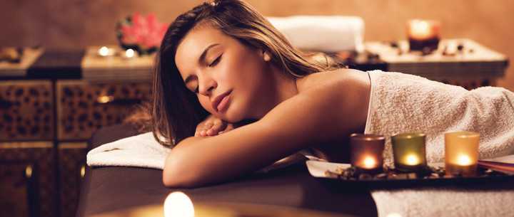 Spa health and relaxation venues