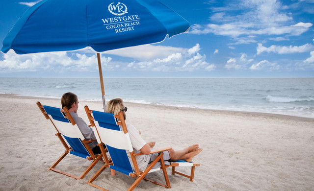 Westgate Cocoa Beach Resort wants you to relax on a luxury beach vacation like no other. Let us worry about the rest.