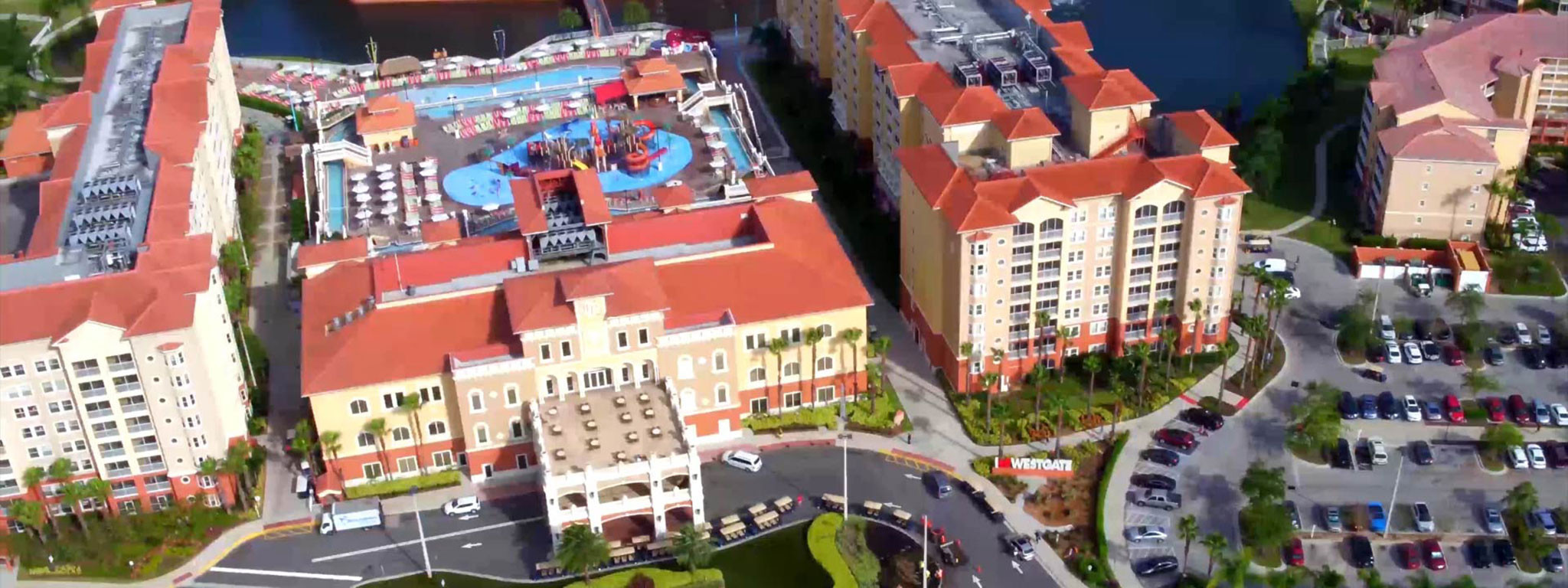 With a variety of accommodations and a multitude of onsite amenities (including 14 pools!), Westgate Town Center Resort & Spa is an ideal choice for Orlando, Florida family vacation.